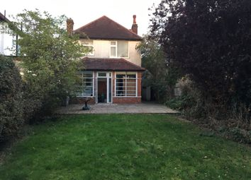 Thumbnail 3 bed detached house for sale in Cheam Common Road, Cheam