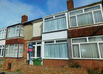 Thumbnail 2 bed terraced house for sale in Shirley Avenue, Southsea