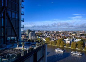 Thumbnail 2 bed flat for sale in Albert Embankment, London