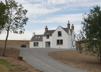 Thumbnail 4 bed farmhouse to rent in Delnies Place, Nairn