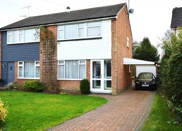 Thumbnail 3 bed semi-detached house for sale in St. Marys Close, Great Baddow, Chelmsford
