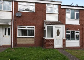 Thumbnail 3 bed terraced house to rent in Moorcock Close, Middlesbrough