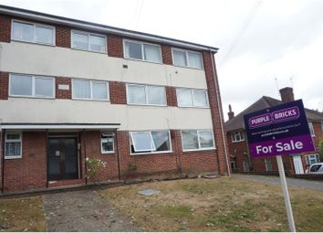 Thumbnail 1 bed flat for sale in Kent Road, St Denys, Southampton