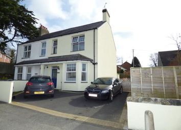 Thumbnail 4 bed semi-detached house for sale in Talwrn Road, Llangefni, Sir Ynys Mon