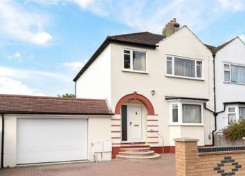 Thumbnail 3 bed semi-detached house for sale in Fontaine Road, Streatham