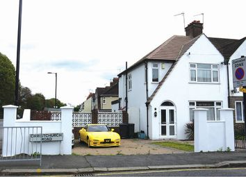 Thumbnail 3 bed end terrace house for sale in Christchurch Road, Purley