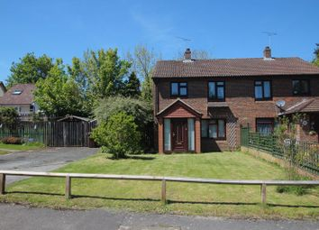 Thumbnail 3 bedroom semi-detached house for sale in Holmsdale Close, Durgates, Wadhurst
