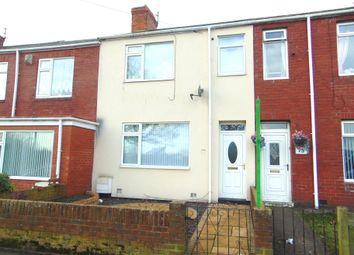 3 bed terraced house for sale in Alexanda Road, Ashington NE63
