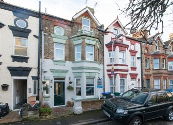 Thumbnail 4 bed terraced house for sale in Ethelbert Gardens, Margate