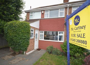 Thumbnail 3 bedroom semi-detached house for sale in St. Johns Road, Chelmsford