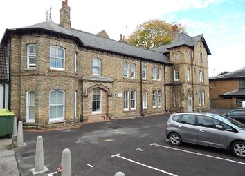 Thumbnail 2 bedroom flat to rent in Grammar School Walk, Huntingdon