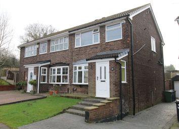 Thumbnail 3 bed semi-detached house to rent in Ash Close, Appley Bridge, Wigan