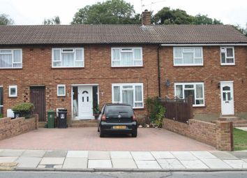Thumbnail 3 bed terraced house to rent in East Drive, Watford