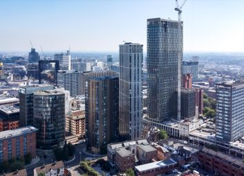 Thumbnail 1 bed flat for sale in The Bank, Birmingham