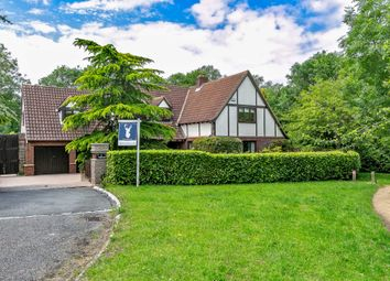 Thumbnail 4 bed detached house for sale in Verley Close, Woughton On The Green, Milton Keynes