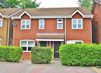 Thumbnail 2 bed semi-detached house for sale in Knaphill, Woking