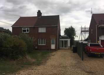 Thumbnail 2 bed property to rent in Lynn Road, West Winch, King's Lynn