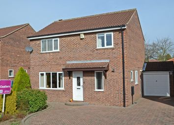 Thumbnail 4 bedroom detached house to rent in Wilstrop Farm Road, Copmanthorpe, York