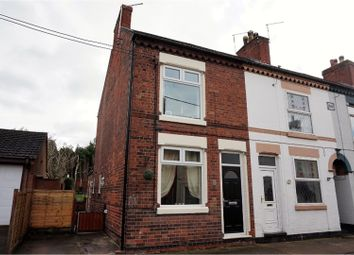 Thumbnail 3 bed end terrace house for sale in Station Terrace, Heather