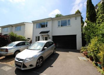 Thumbnail 4 bedroom detached house to rent in Hillside, Portbury, Bristol