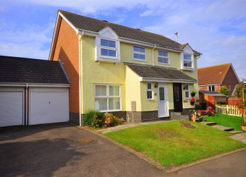 Thumbnail 3 bed semi-detached house for sale in Tweedsmuir Close, Eastbourne