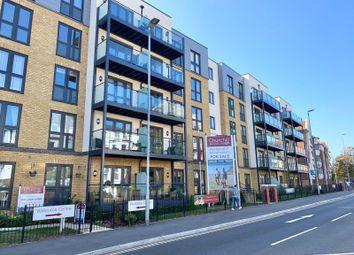 Upperton Road, Eastbourne BN21. 1 bed flat