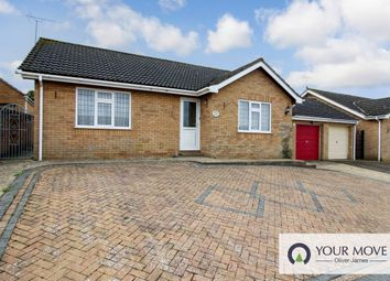 Thumbnail 3 bed bungalow for sale in St. Michaels Close, Beccles