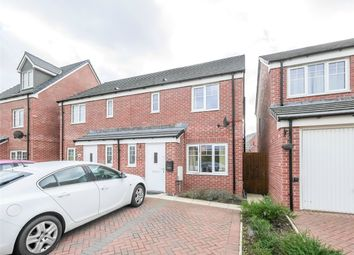 Thumbnail 3 bed semi-detached house for sale in 52 Links Crescent, Seascale, Cumbria
