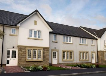 "Thumbnail 3 bed terraced house for sale in ""The Avon"" at Milngavie Road, Bearsden, Glasgow"