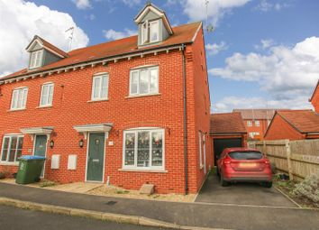 Thumbnail 4 bed semi-detached house for sale in Chaundler Drive, Aylesbury