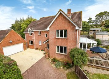 Thumbnail 5 bed detached house for sale in New Road, Broad Oak, Sturminster Newton