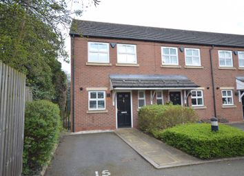 2 bed end terrace house for sale in Dunstanville Court, Shifnal, Shropshire. TF11