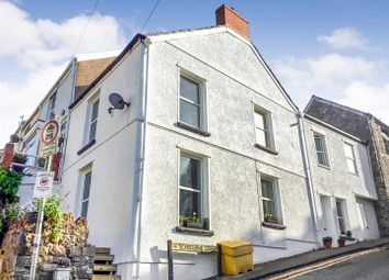 Thumbnail 3 bedroom end terrace house for sale in Tichbourne Street, Mumbles, Swansea