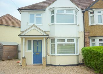 Thumbnail 3 bed semi-detached house to rent in Leggatts Way, Watford
