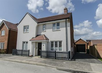 Thumbnail 4 bed detached house for sale in Savernake Way, Fair Oak, Eastleigh, Hampshire
