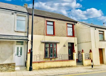 Thumbnail 3 bed end terrace house to rent in High Street, Rhymney, Tredegar