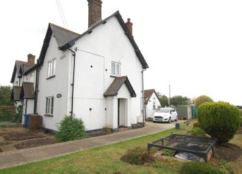 Thumbnail 3 bed end terrace house for sale in North Road, South Ockendon