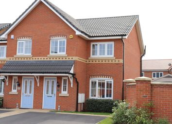 Thumbnail 3 bed detached house for sale in Chelford Road, Eccleston, St. Helens