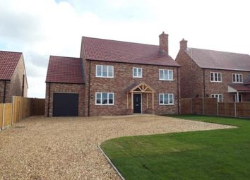 Thumbnail 4 bed detached house for sale in Walpole Highway, Wisbech, Norfolk