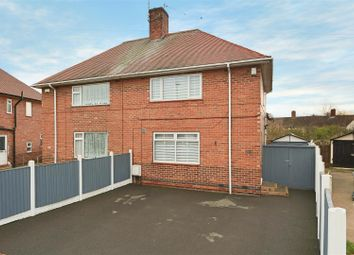 Thumbnail 2 bed semi-detached house for sale in Penrith Crescent, Aspley, Nottingham