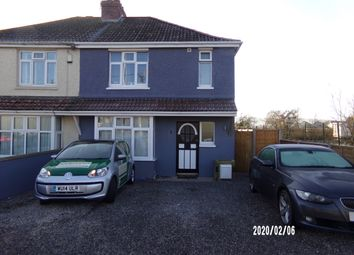 3 bed semi-detached house for sale in Bristol Road, Portishead, Bristol BS20