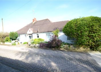 Thumbnail 3 bedroom detached bungalow for sale in Weybourne Road, Farnham, Surrey