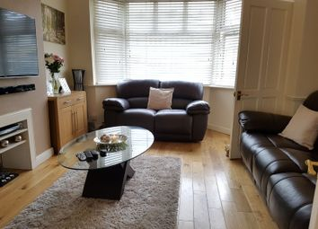 Thumbnail 2 bed end terrace house to rent in Connaught Avenue, Enfield