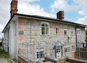 Thumbnail 4 bed semi-detached house for sale in 1, Black Hall Cottages, Pool Road, Montgomery, Powys