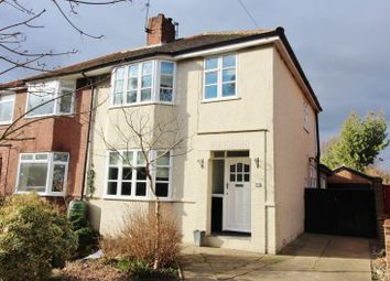 Thumbnail 3 bedroom property for sale in Monckton Crescent, Lowestoft