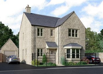 "Thumbnail 4 bed detached house for sale in ""Alderton"" at Quercus Road, Tetbury"