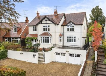 Thumbnail 5 bed detached house for sale in Pinehill Road, Crowthorne, Berkshire