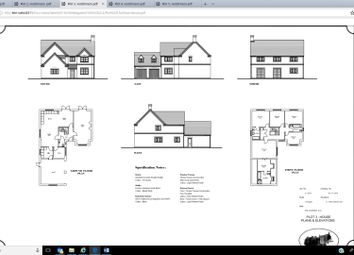 Thumbnail 5 bed detached house for sale in Plot 3, Hutchinson Road, Beacon Heights