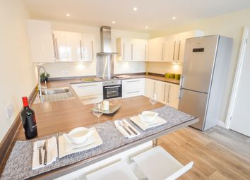 Thumbnail 3 bedroom flat for sale in St. Marys Gate, Nottingham