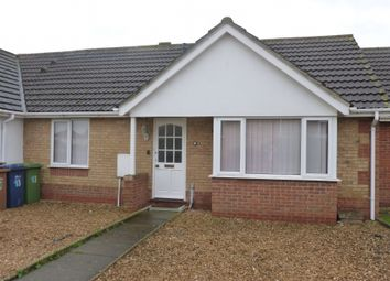 Thumbnail 2 bed bungalow to rent in Bosworth Way, March